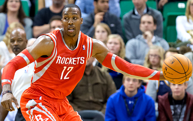Ken Berger talks to Dwight Howard about bringing his new diet to Houston.
