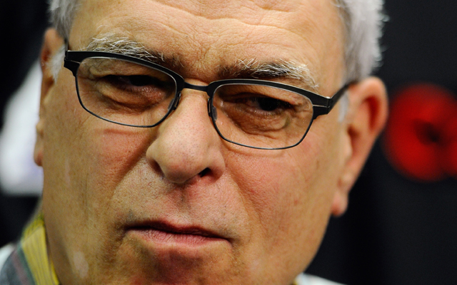 Phil Jackson will reportedly join the Knicks Tuesday.  (USATSI)