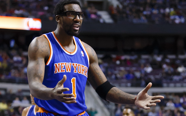 The Knicks simply can't catch a break even when they start getting healthy. (USATSI)