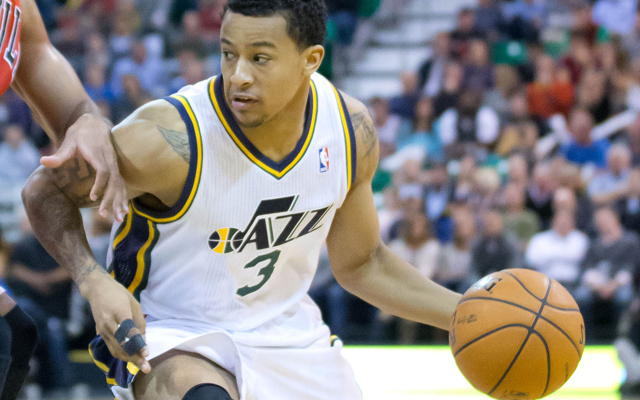 Trey Burke has started strong for the Jazz.   (USATSI)