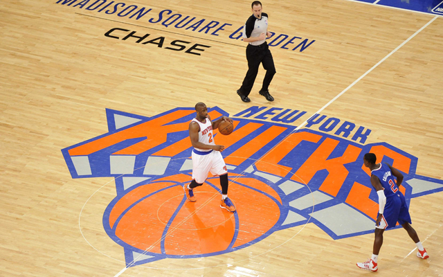 Knicks are the NBA franchise with the highest value. (USATSI)