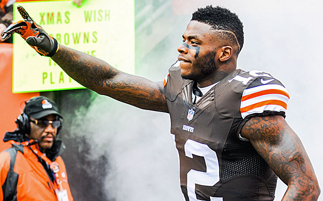 Josh Gordon's days with the Browns appear to be numbered. (USATSI)