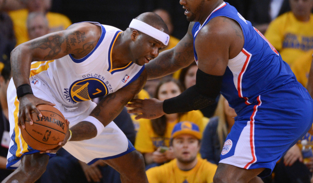 Jermaine O'Neal could be coming back.  (USATSI)