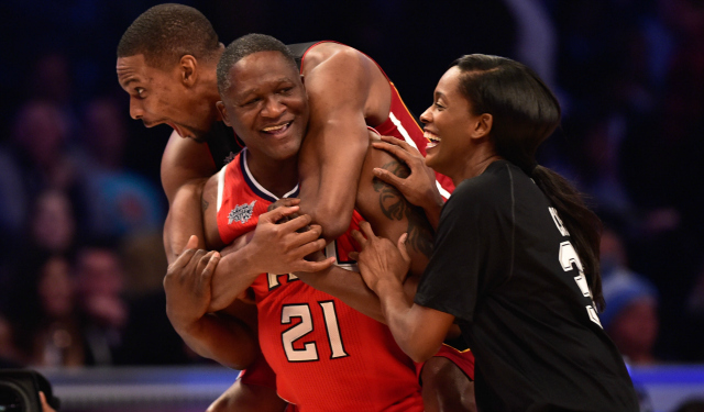 Team Bosh wins one last time.  (USATSI)