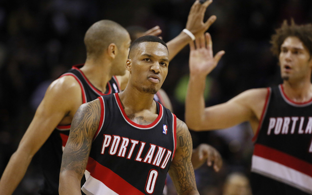 Lillard is one of the last guys you want to face in clutch moments. (USATSI)