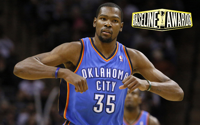 Baseline Awards: The Era of Kevin Durant has arrived