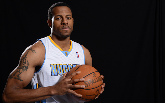Behind the screen: Inside the defensive mind of Andre Iguodala ...