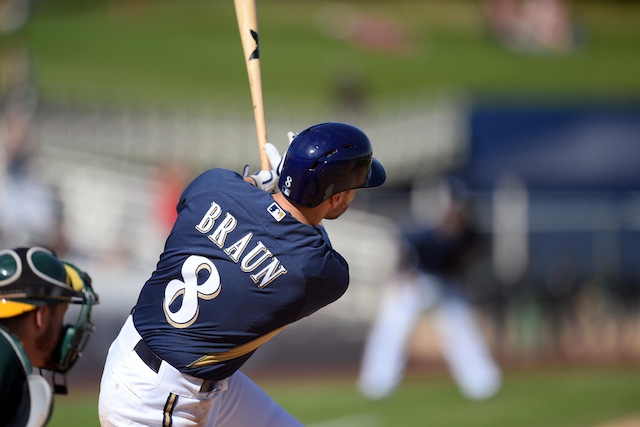Needless to say, we'll put a number on Ryan Braun as he comes back from suspension. (USATSI)