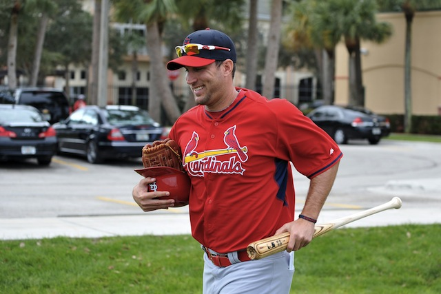 Is this the year that Adam Wainwright wins some hardware? We'll lay some numbers on it. (USATSI)