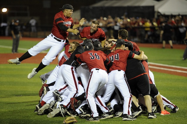 Louisville is one of the eight teams headed to Omaha. (USATSI)