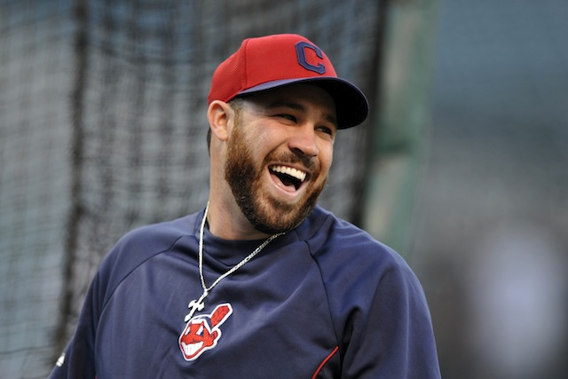 Smile, Jason Kipnis: You're one of our 'likes' for 2014. (USATSI)