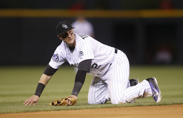 There's lots to like about Troy Tulowitzki, but there's also something not to like. (USATSI)