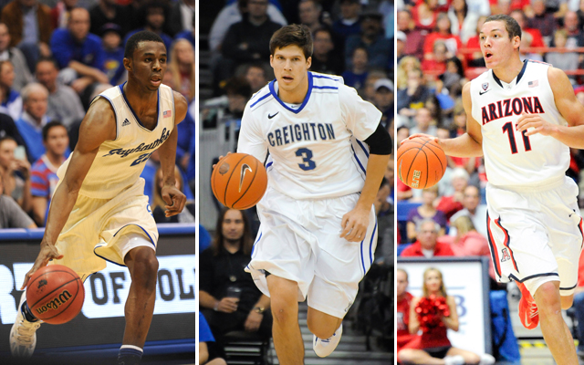 Wiggins, McDermott, and Gordon could be Saturday night fixtures soon. (USATSI)