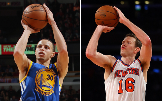 3-point shooting tips from Stephen Curry and Steve Novak ...