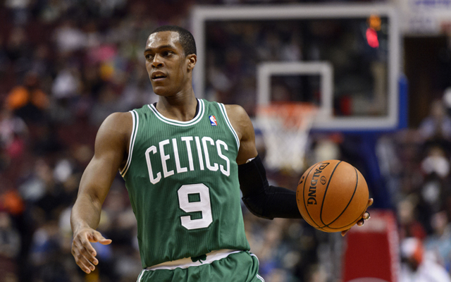 Have two first round picks you want to deal? Go get Rajon Rondo. (USATSI)