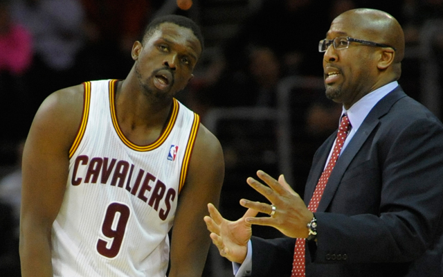 Deng is already on the trading block in Cleveland? (USATSI)