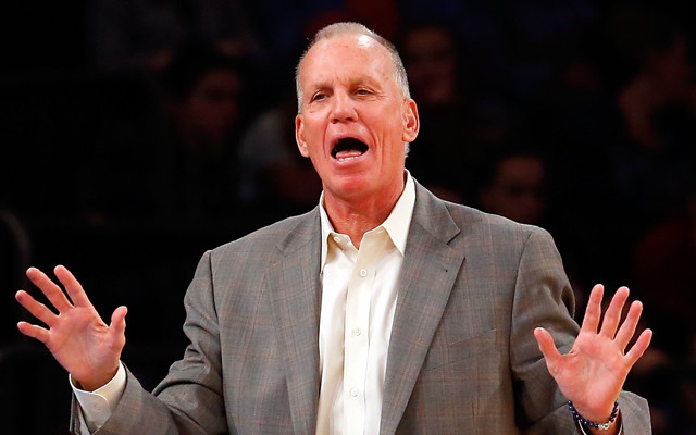 Doug Collins is stressed out. (Getty Images)