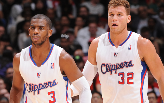Blake Griffin and Chris Paul out Wednesday vs. Magic - CBSSports.com