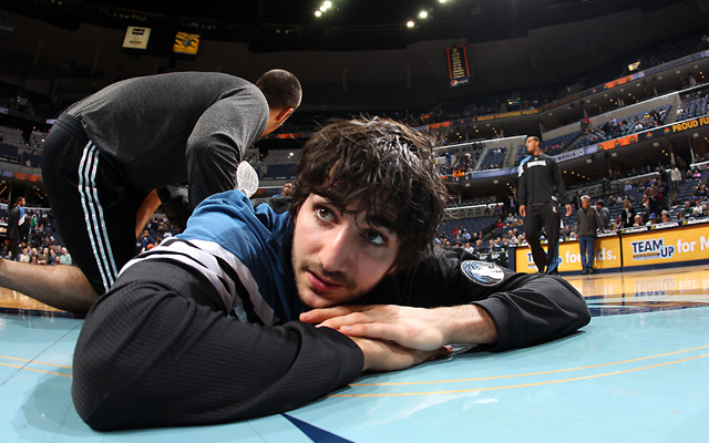 Ricky Rubio is dreaming of a max contract.  (USATSI)