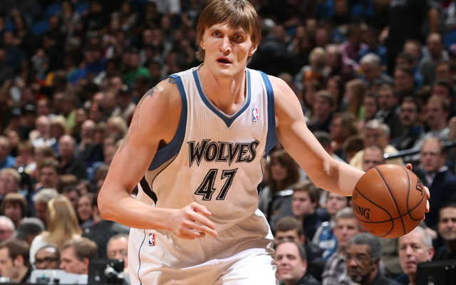 Andrei Kirilenko joins the Nets.     (USATSI)