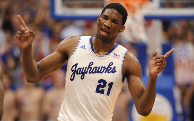 Is Joel Embiid the only hope for boosting the center position? (USATSI)