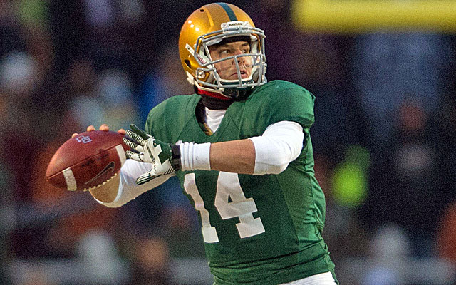 Expect Baylor quarterback Bryce Petty and the Bears offense to roll against Central Florida. (USATSI)