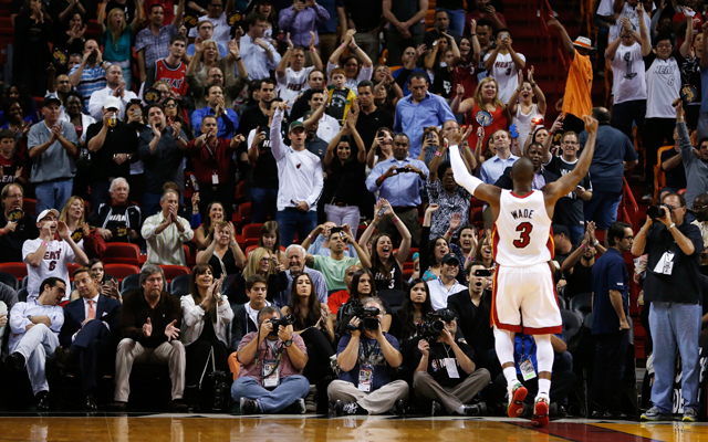 Top 10 Moments of the Miami Heat 27-game winning streak - CBSSports.