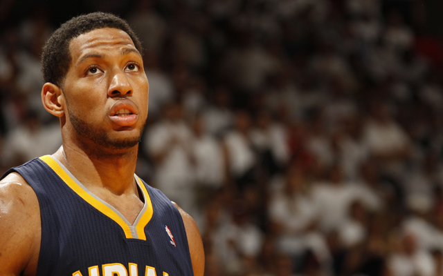 Danny Granger is probably staying in Indiana.  (USATSI)