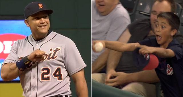 Cabrera and the Kid