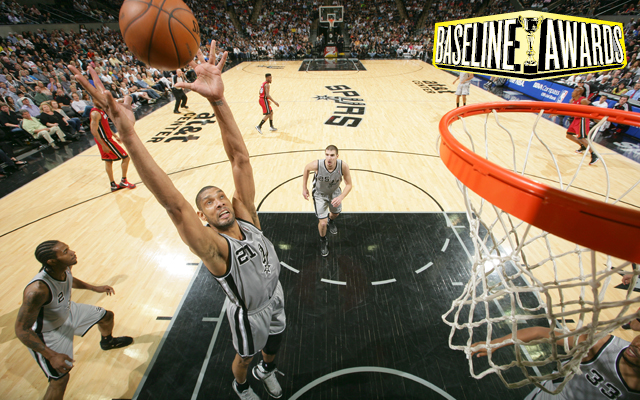 Duncan is the underrated MVP.   (Getty Images)
