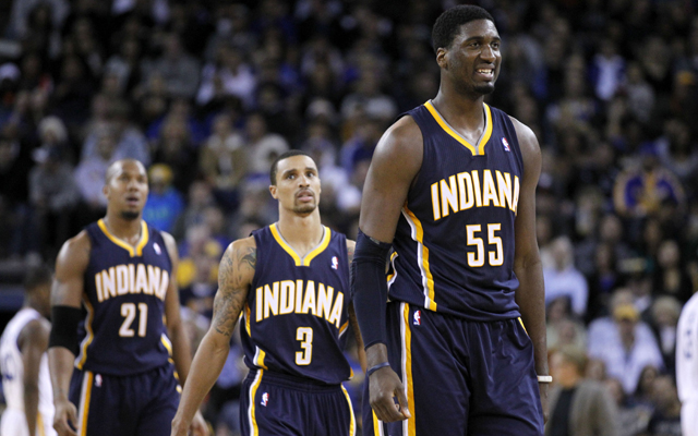 Can we take the Pacers seriously?   (USATSI)