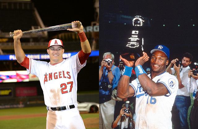 This Week In Dumb Baseball Mike Trout Vs Bo Jackson Lol