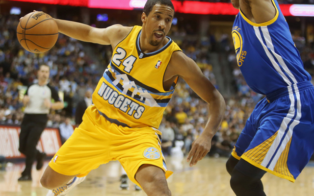 So much Old Man Game in Game 1 for the Nuggets.    (Getty Images)