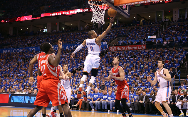 The Thunder are a contender. And they're sticking to that.    (USATSI)