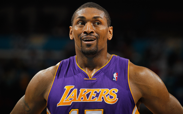 【老將系列(二)】鐵漢柔情—Ron Artest, Metta World Peace & The Pandas Friend