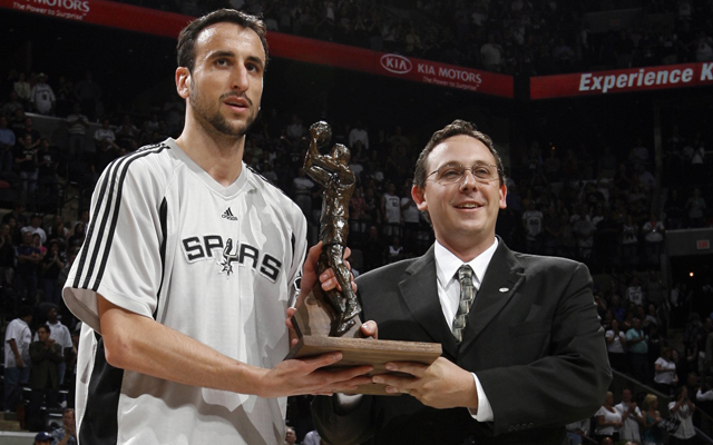 Manu wants a ballot. (Getty Images)