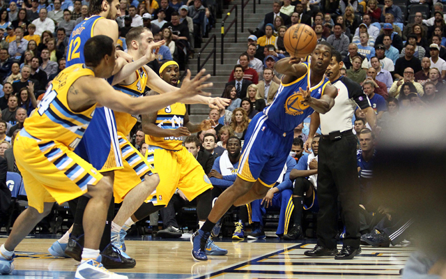 Can Harrison Barnes have another big game?  (USATSI)