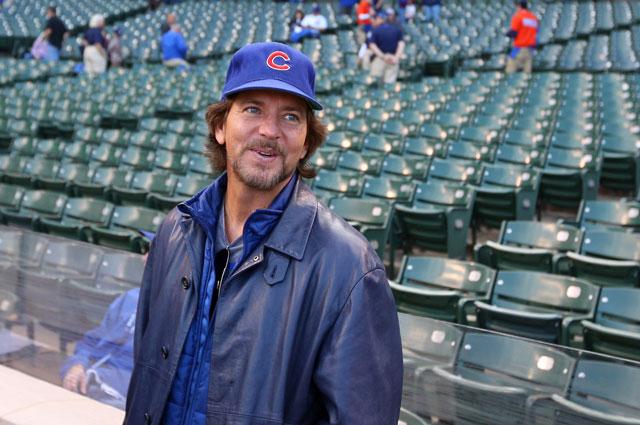 Eddie Vedder Swears Off October Shows