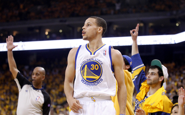 Curry is one of the best shooters ever, except against his coach. (USATSI)