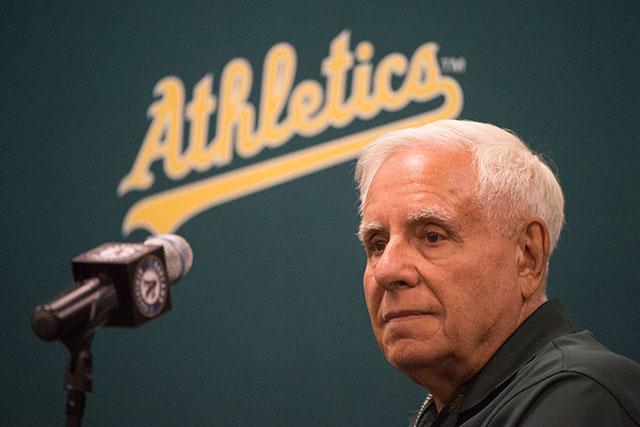 A's owner Lew Wolff calls Royals behavior 'despicable'