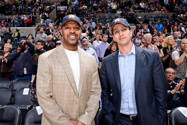 Bo Porter and David Stearns