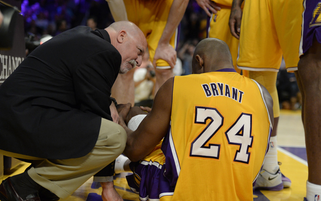 Miss you, Kobe. (USATSI)