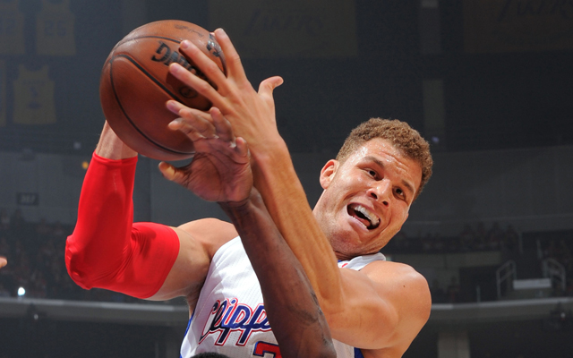 Blake is in pain. (USATSI)