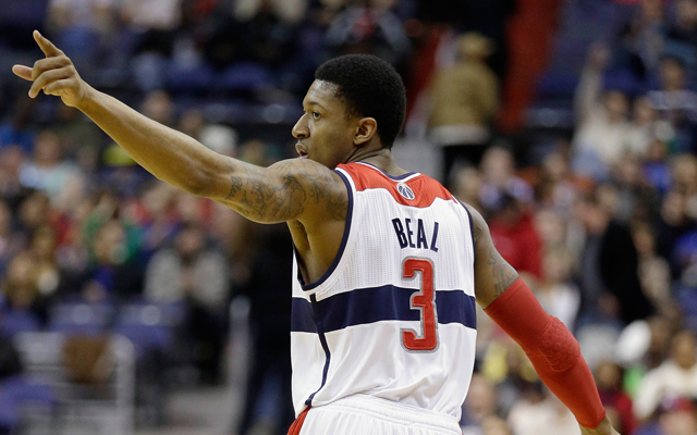 Beal is done for the year.     (Getty Images)