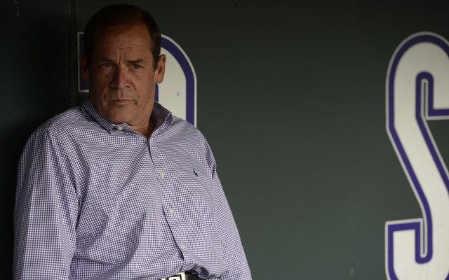 Rockies owner Dick Monfort has put his foot in his mouth again.