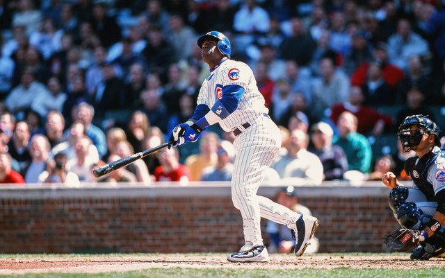 Sammy Sosa is not yet welcome back to Wrigley Field.