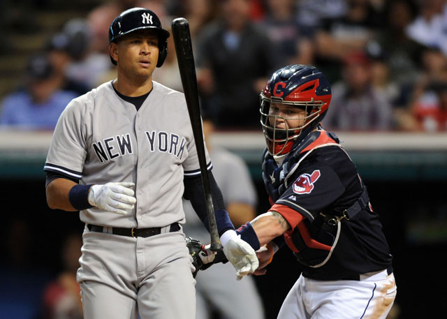Blue Jays take over AL East lead as Yankees fall out of first place