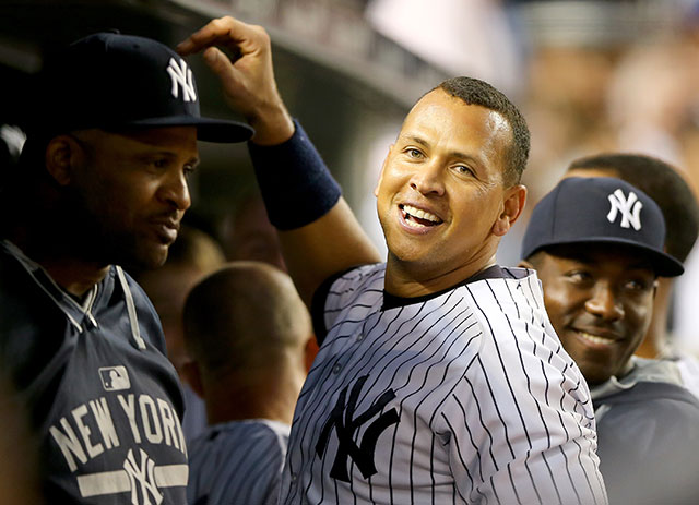 A-Rod picks up 1,995th RBI, passes Lou Gehrig for most in AL history