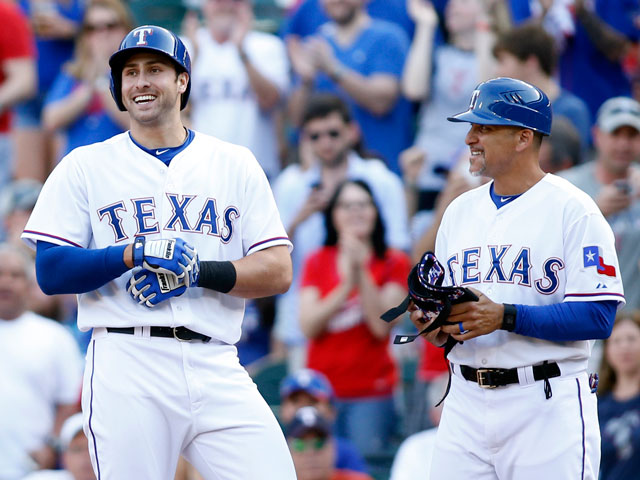 Joey Gallo Joey Gallo MLB Debut