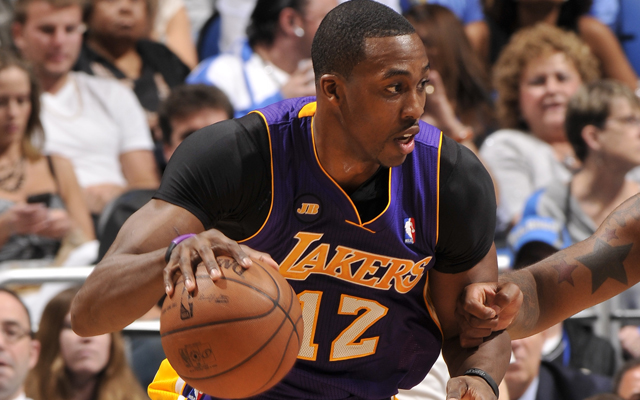 Is Dwight the defensive victim on the Lakers?   (Getty Images)